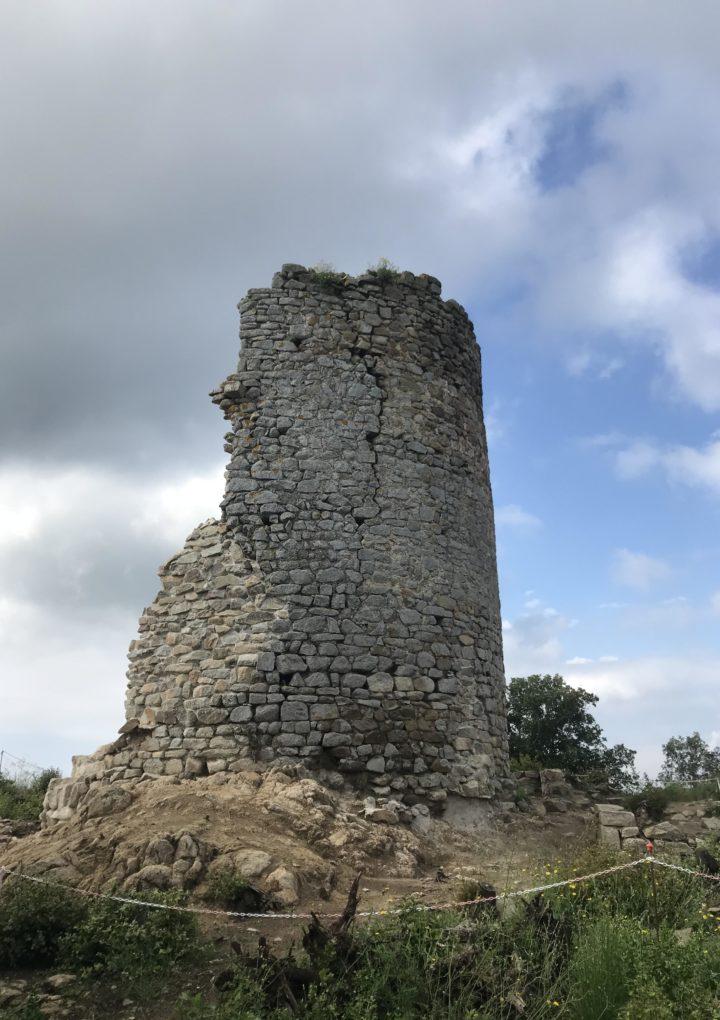 El castell de Montornès