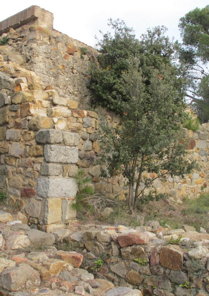 El castell Vell de Llinars