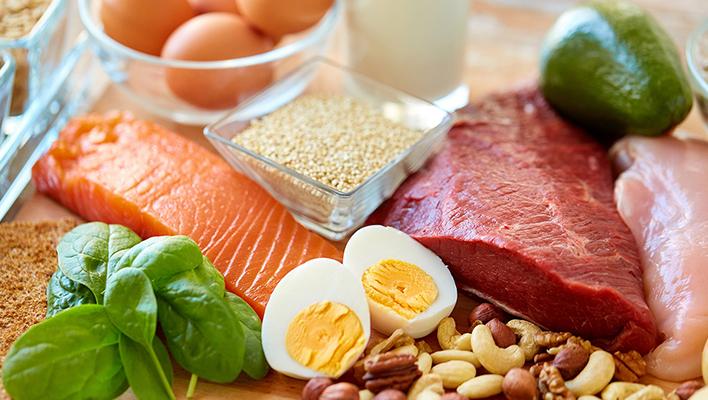 Dietes Proteiques