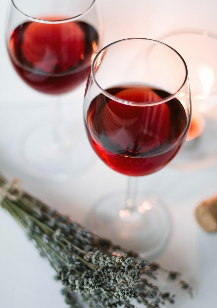 Tast de vi negre